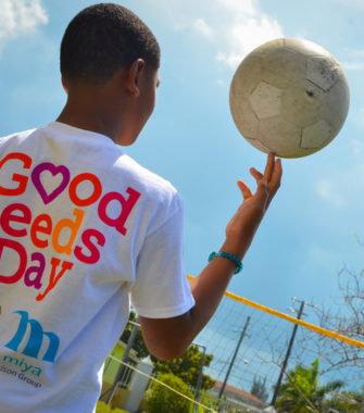 Good Deeds Day in the Bahamas