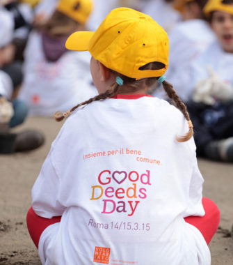 Good Deeds Day in Rome