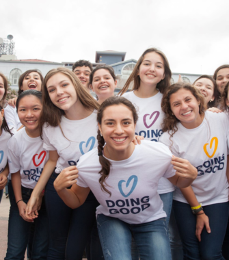 Rome Capital of Good Deeds Day