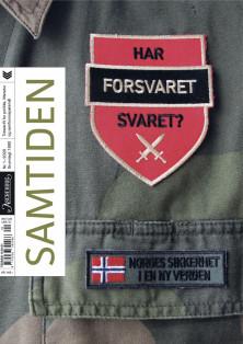 Forsiden til Har Forsvaret svaret? - Norges sikkerhet i en ny verden