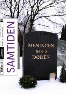 Forsiden til Meningen med døden