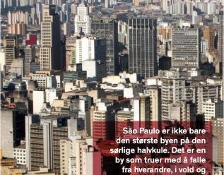 Kampen om byen. São Paulo i litteraturen.