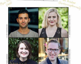 Framtida i deres hender. Intervju med lederne av fire norske politiske ungdomsorganisasjoner