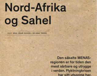 Fokus på Midtøsten, Nord-Afrika og Sahel
