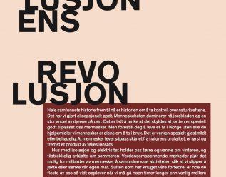 1 Evolusjonens Revolusjon