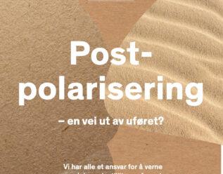 Postpolarisering - en vei ut av uføret?