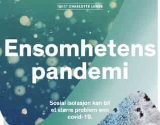 Ensomhetens pandemi