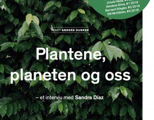 Plantene, planeten og oss