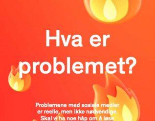 Hva er problemet?