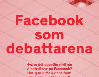Facebook som debattarena