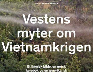 Vestens myter om Vietnamkrigen