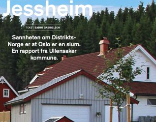 Alt kommer til å bli Jessheim