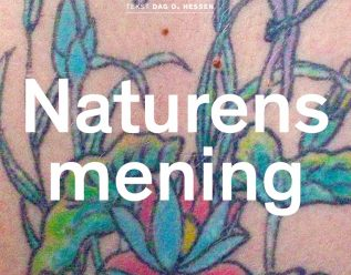 Naturens mening