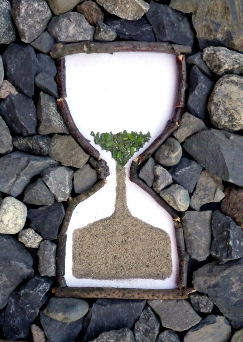 Bilde av timeglass