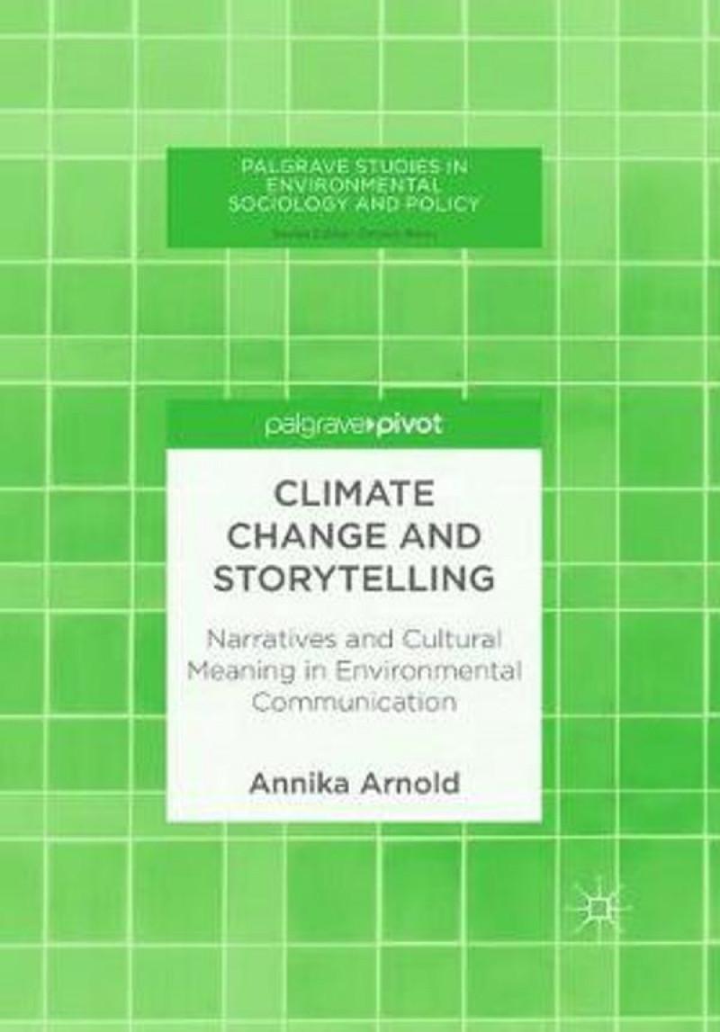 Coverbilde av Annika Arnolds bok.