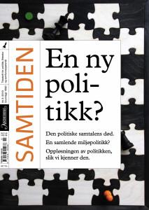 Cover-bildet til En ny politikk?