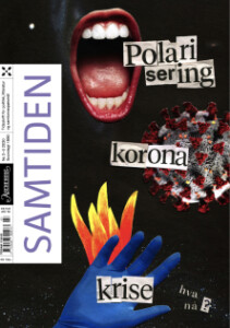 Cover-bildet til Polarisering - korona - krise