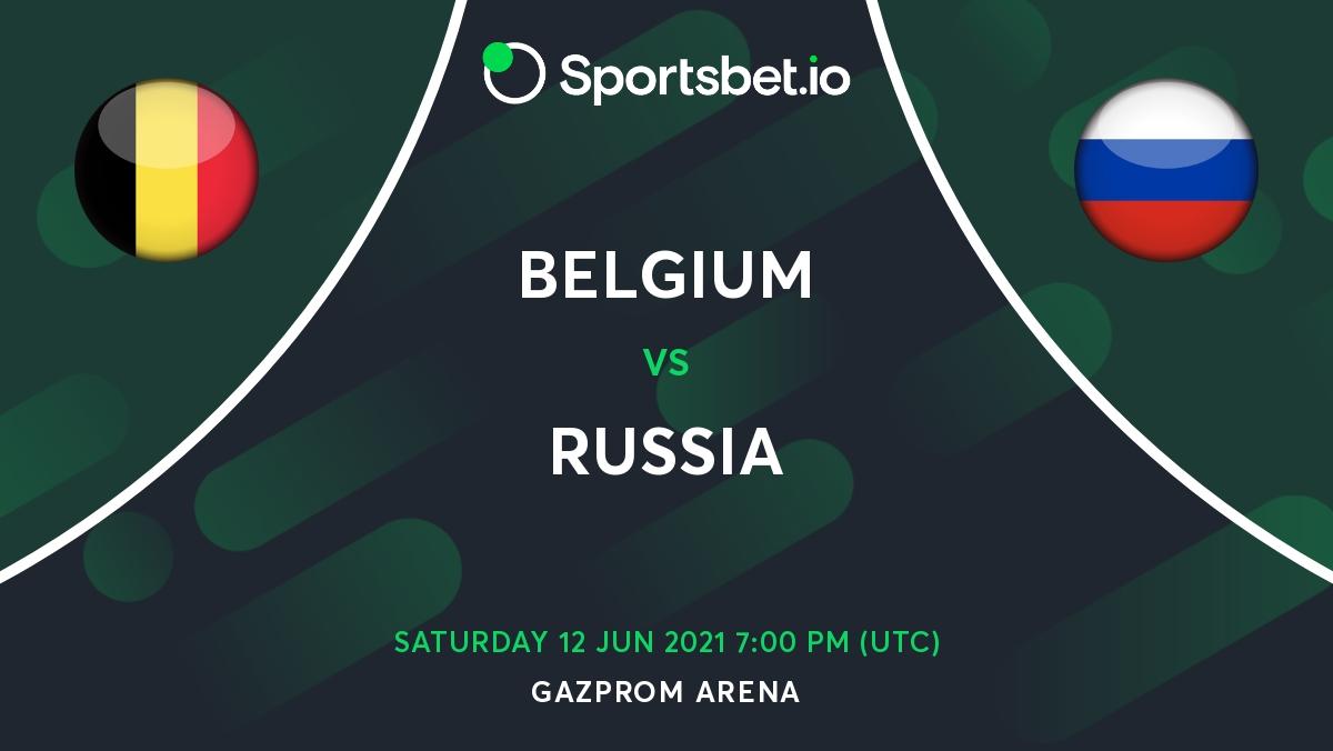 Belgium v Russia Betting Odds Predictions - European Championship Matchday (1)