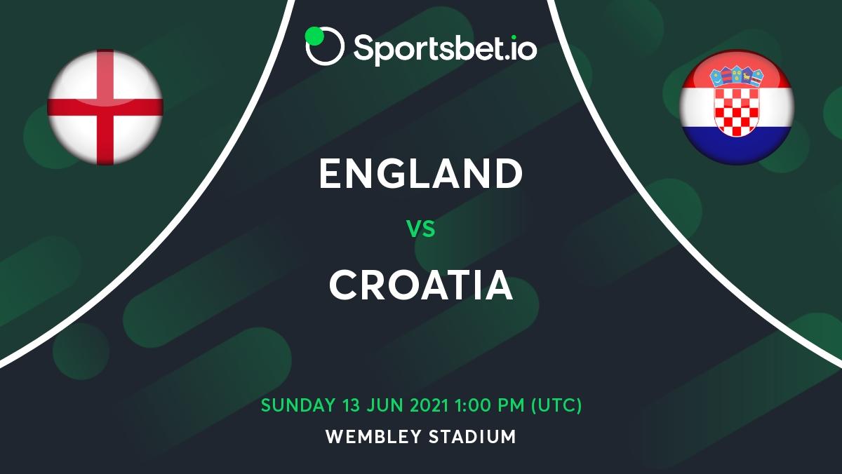 England v Croatia Betting Odds Predictions - European Championship Matchday (1)