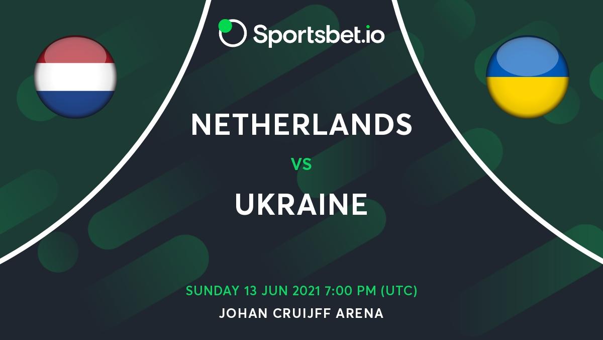 The Netherlands v Ukraine Betting Odds Predictions - European Championship Matchday (1)