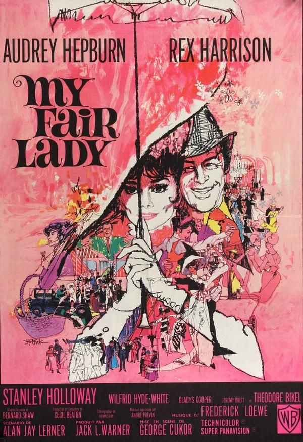 Female-led movies - Fair lady