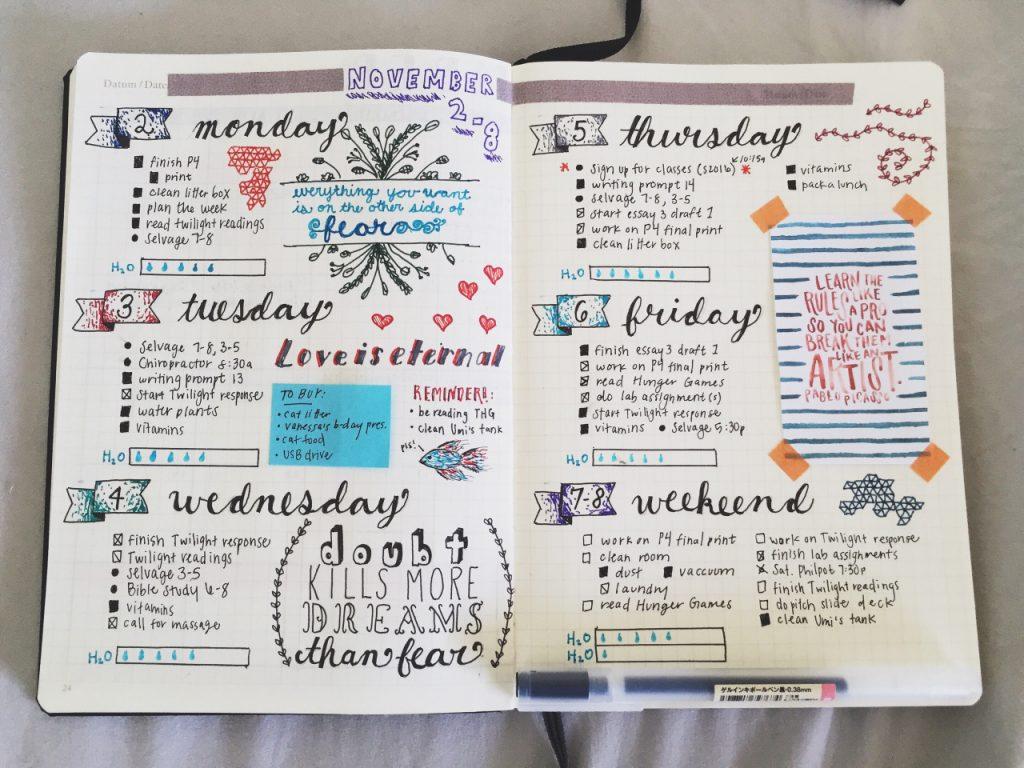 Journaling Idea 1