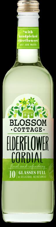 Blossom Cottage Bottle