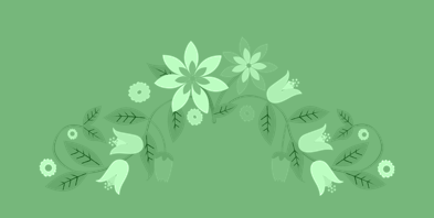Blossom Cottage Elements icon slide 3 green resized