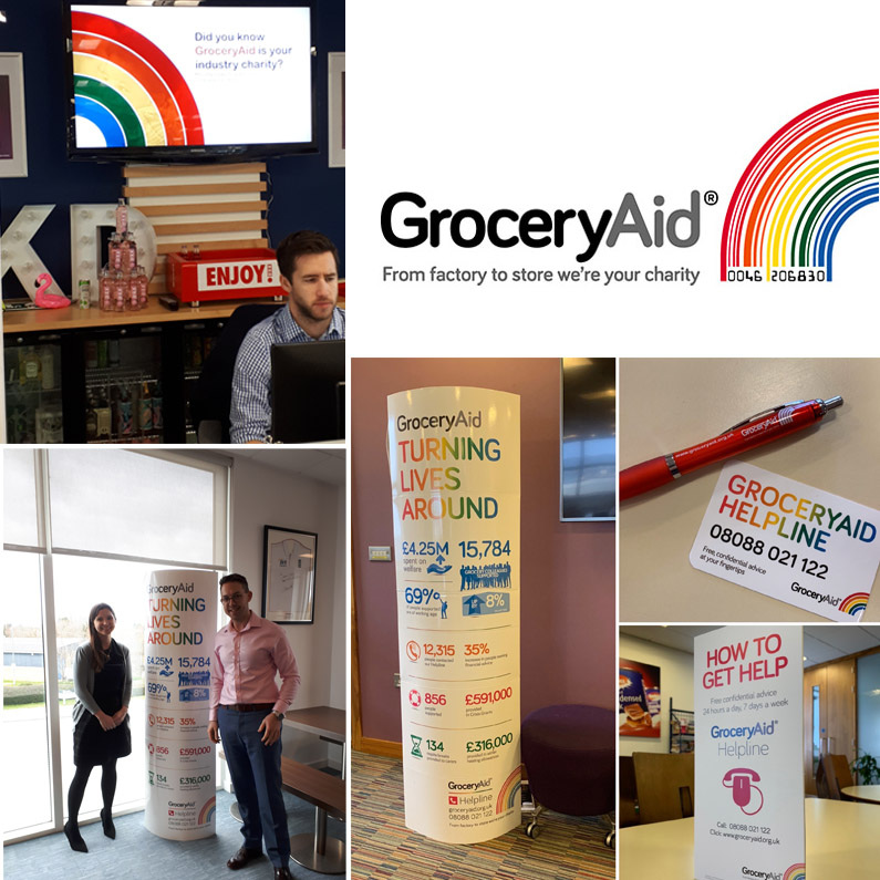 Charity partnership image