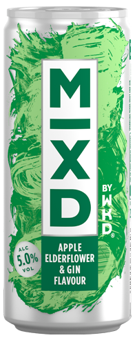 MIXD green can