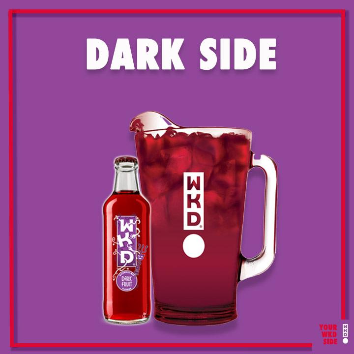 WKD Dark side recipe 2