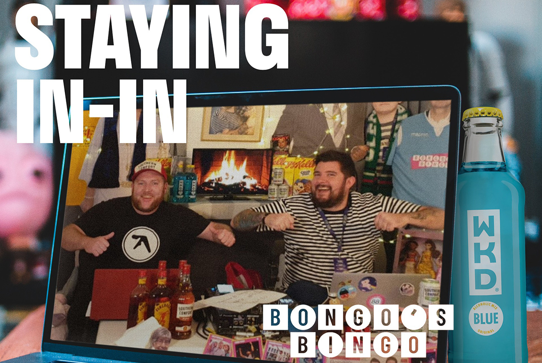 WKD and Bongos bingos