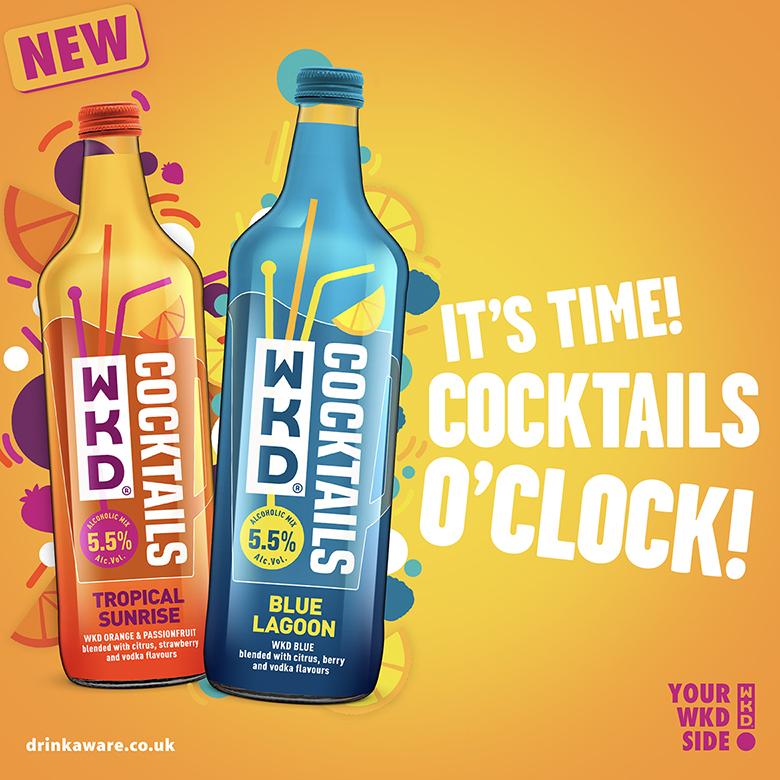 WKD cocktails 780px