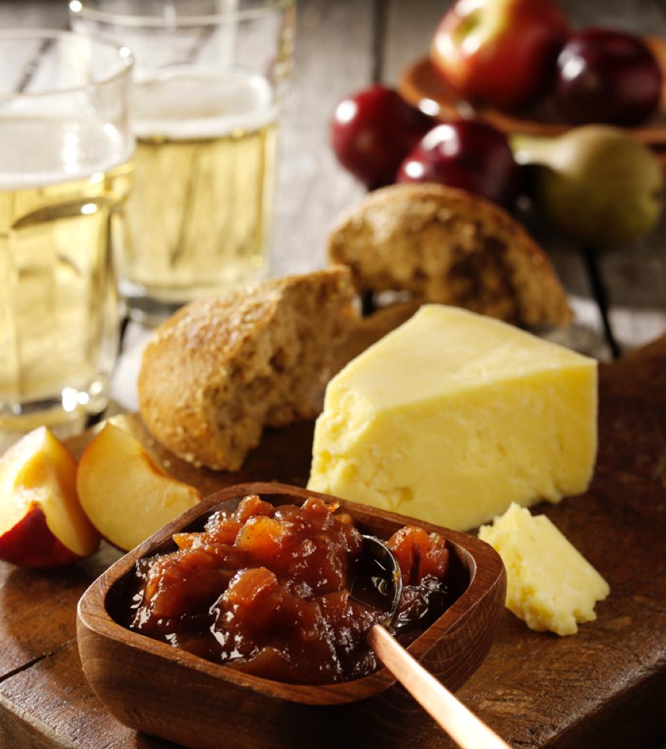 Merrydown cheese