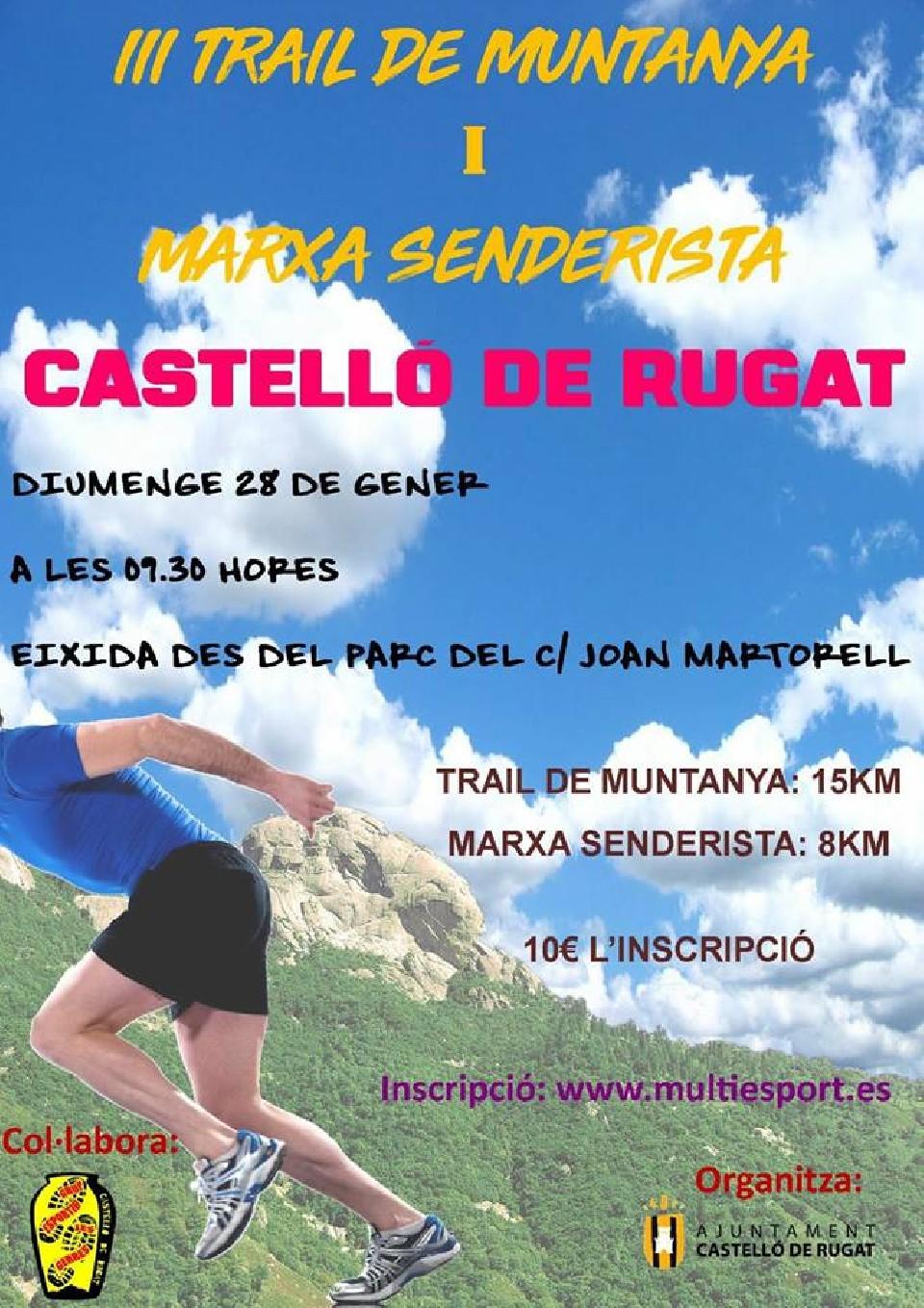 III Trail Castelló De Rugat