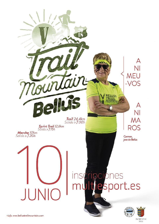 V Trail Bellús