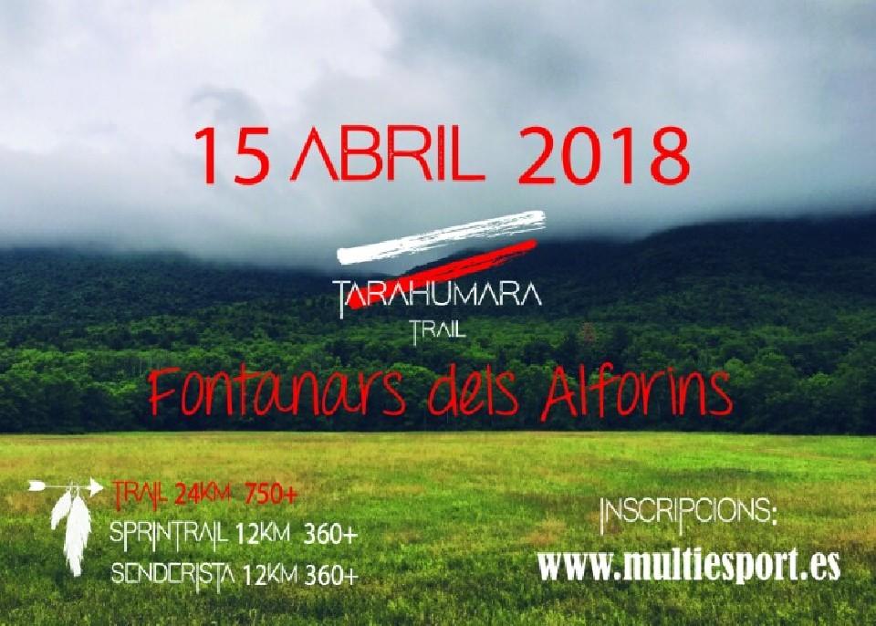 III Tarahumara Trail Fontanars Dels Alforins