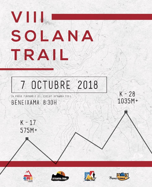 VIII Solana Trail