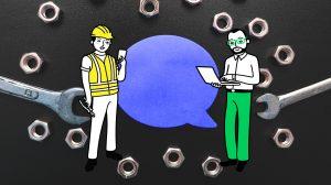 Gestire le manutenzioni con l'app Comuni-Chiamo