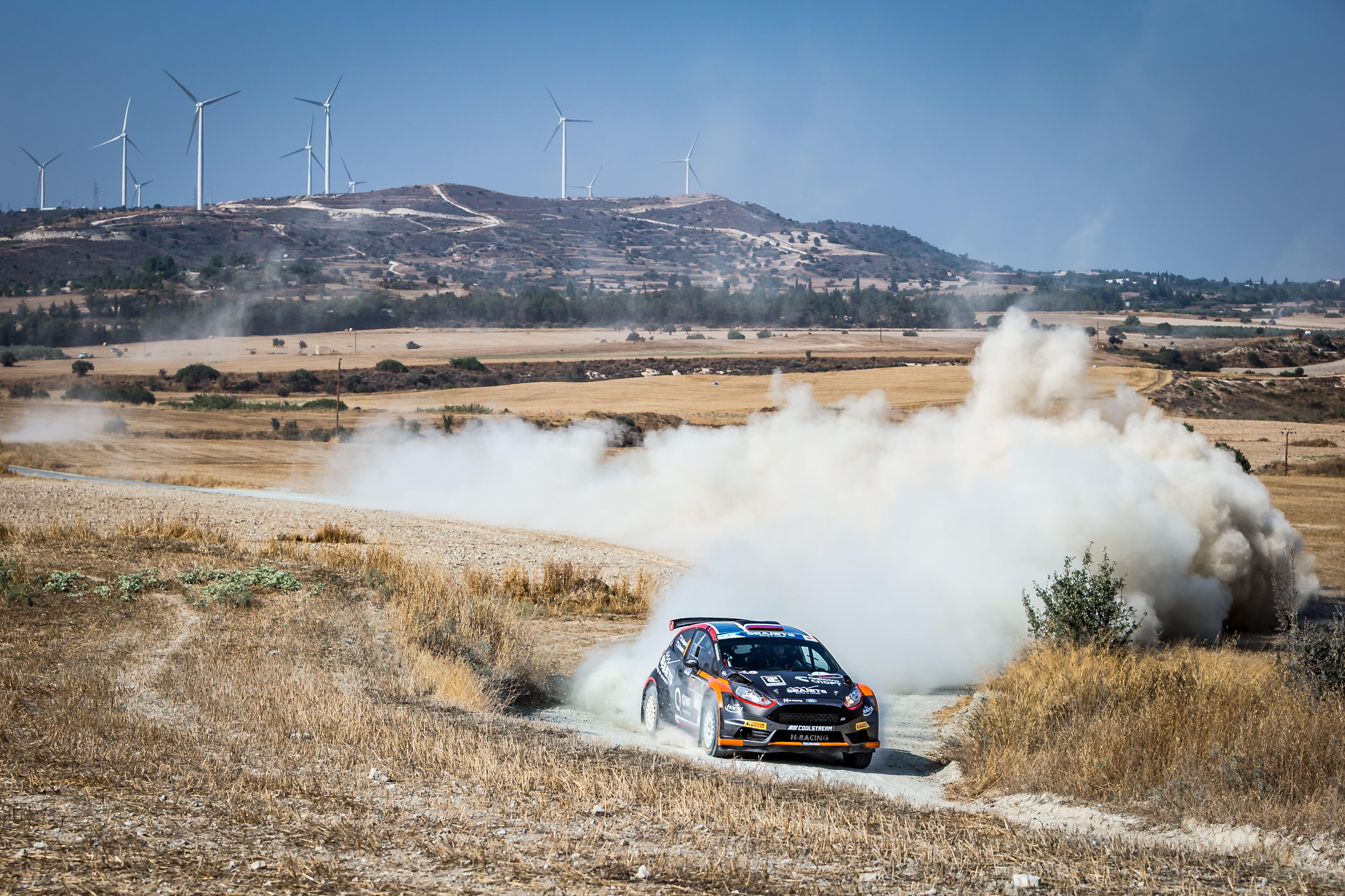 AUTO - ERC CYPRUS RALLY 2018