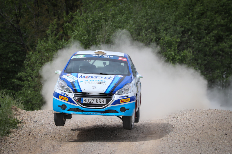 "ERC3 Junior, Hokkanen: ""Come a casa"""