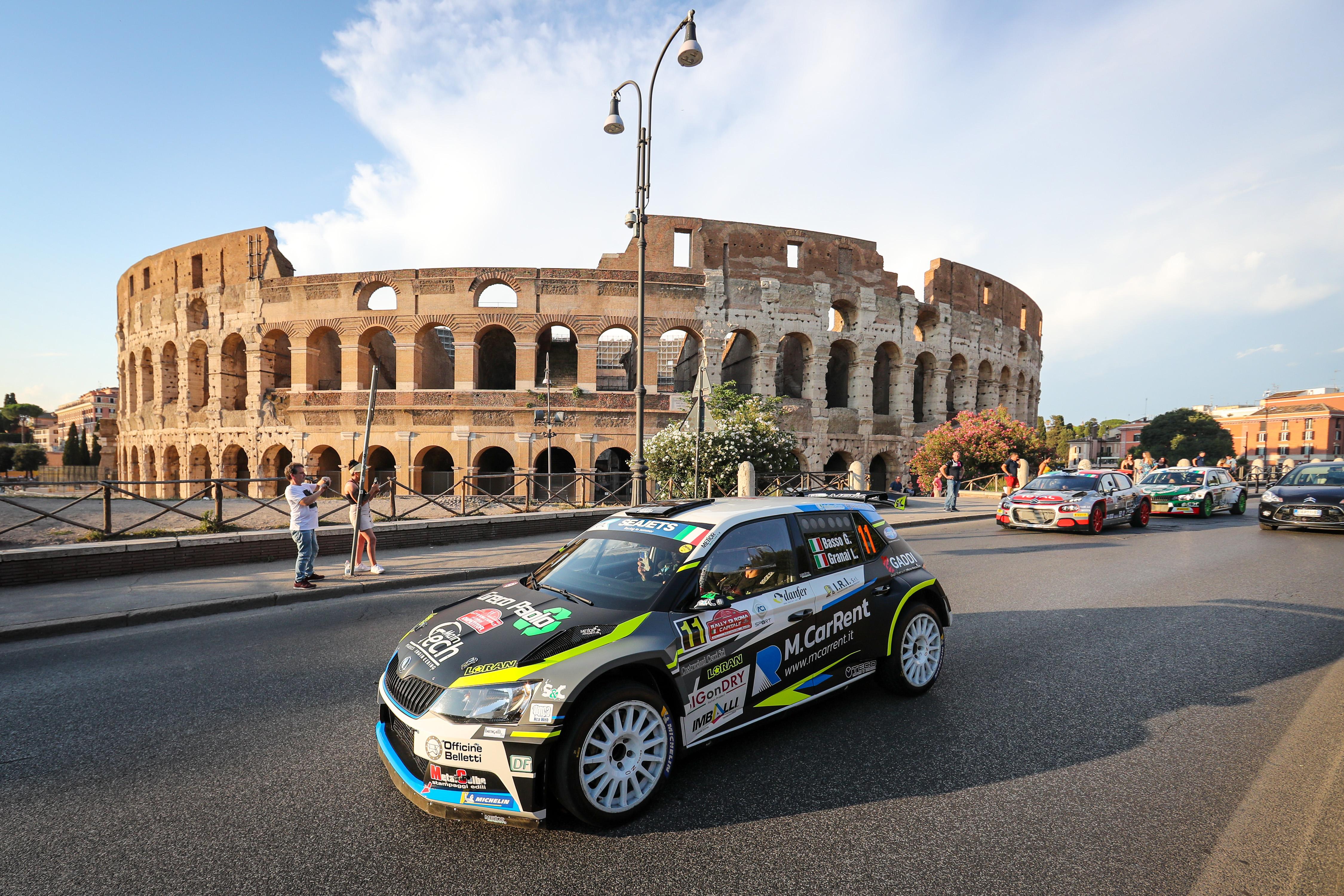 Il riassunto della stagione: Rally di Roma Capitale