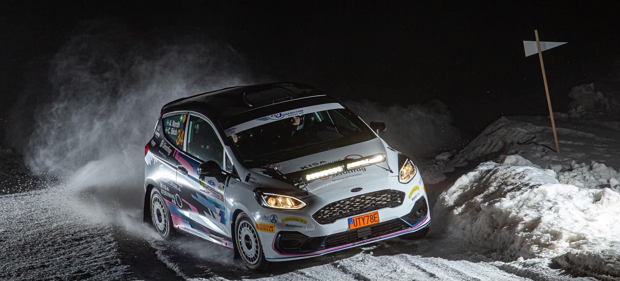 ERC Junior Nordh: The learning starts in Liepaja
