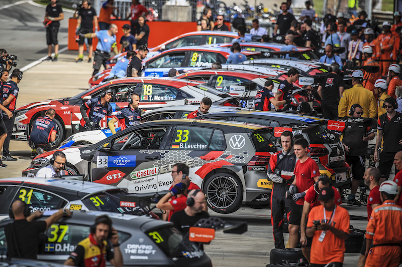 Calendrier Wtcr 2021 Revised 2020 calendar provides new opportunity to race full season