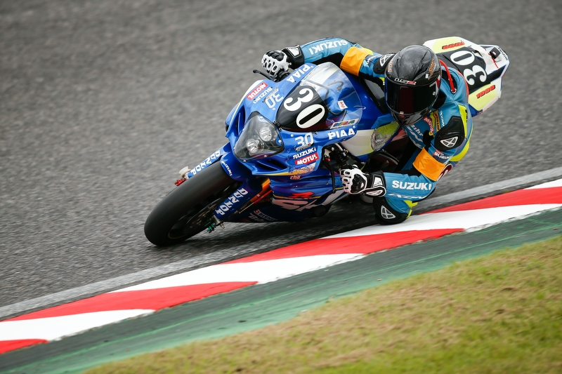 DOMINIQUE MELIAND AND THE SUZUKA 8 HOURS