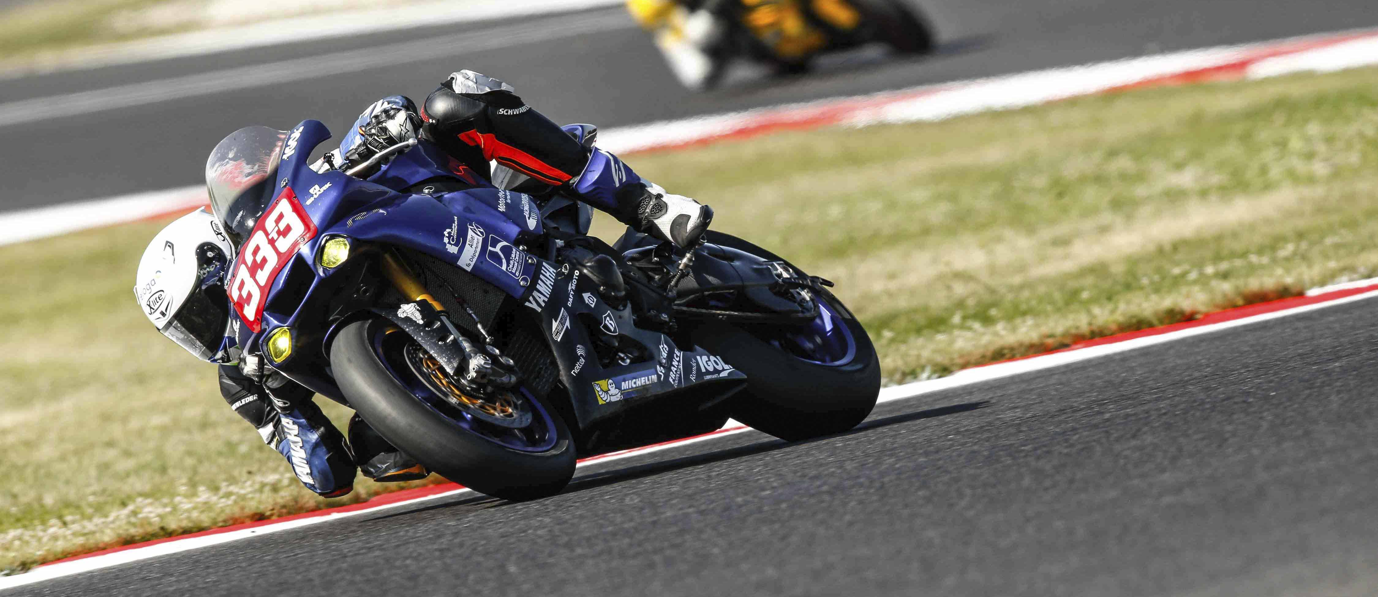 Spectacular turn of events in Superstock