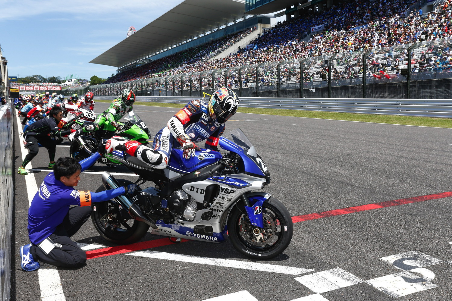 Suzuka 8 Hours: increased broadcast in 198 countries