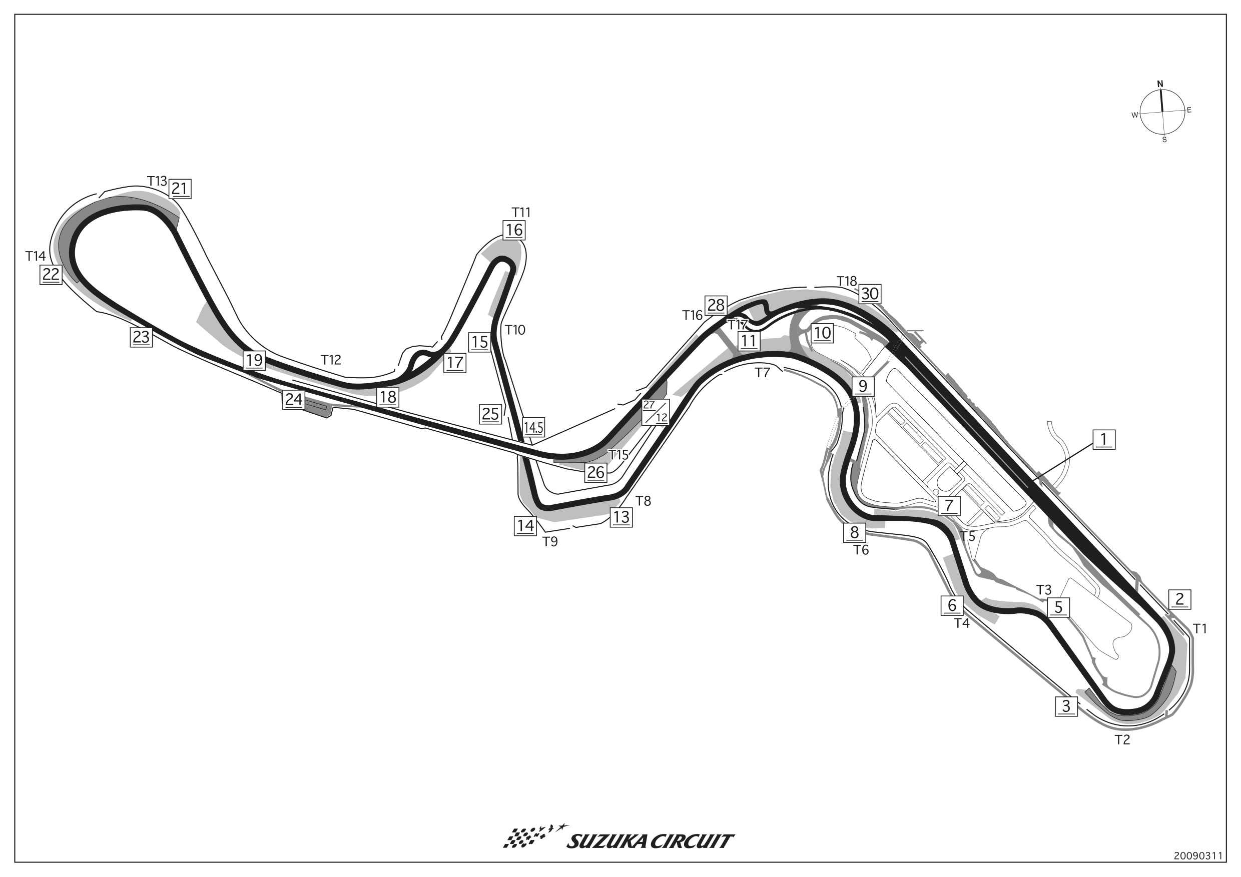 Suzuka International Circuit
