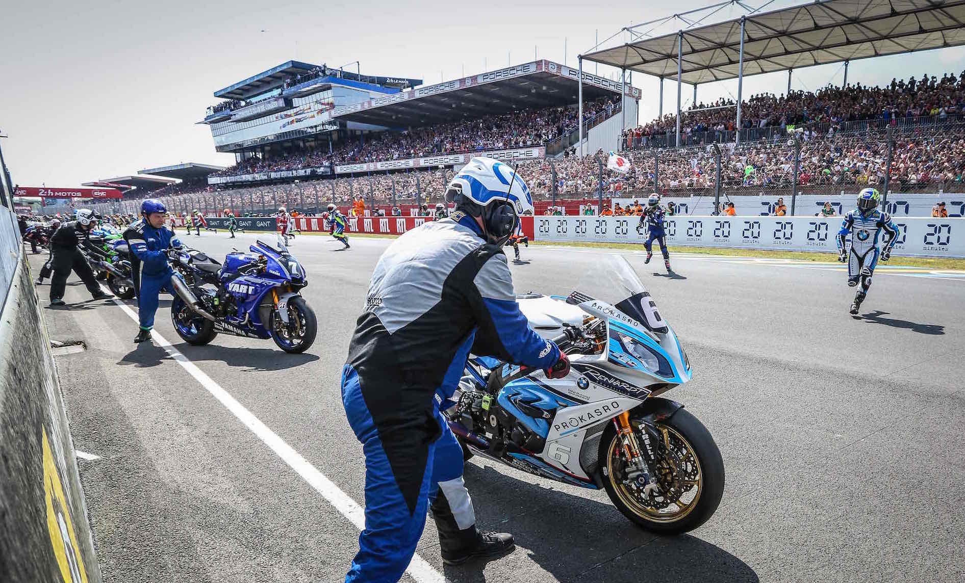 24 Heures Motos 2020 Fim Ewc Endurance World Championship