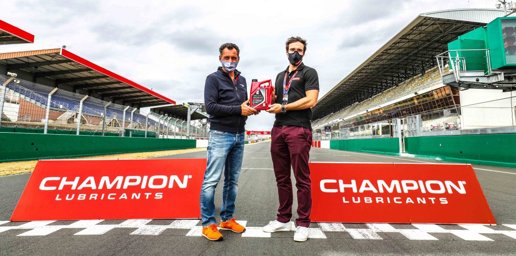 Champion Lubricants Official